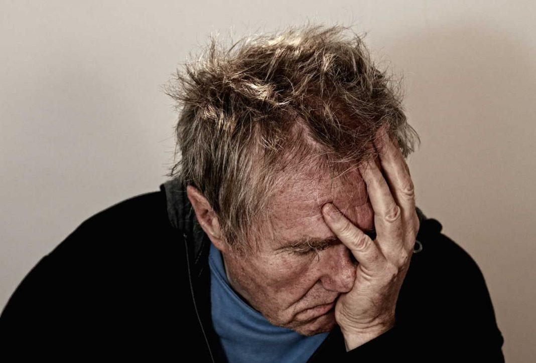 opieka nad seniorem z depresją